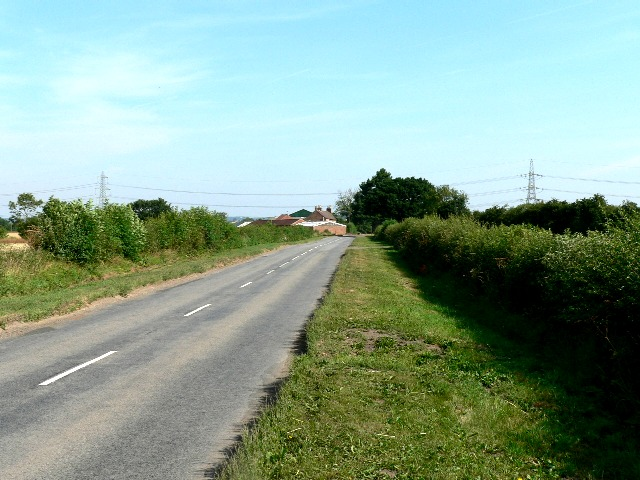 The Road from Strensall to Sheriff Hutton