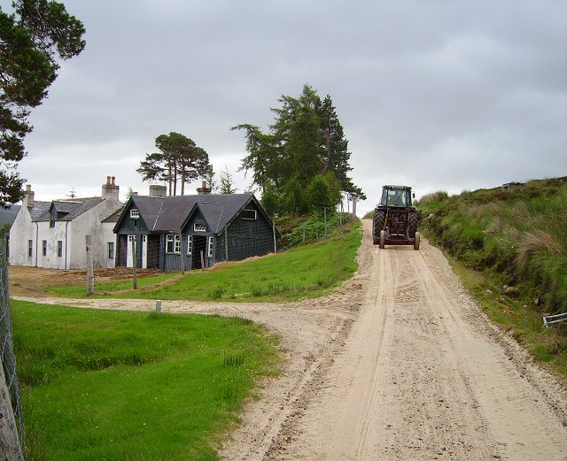 Culzie Lodge