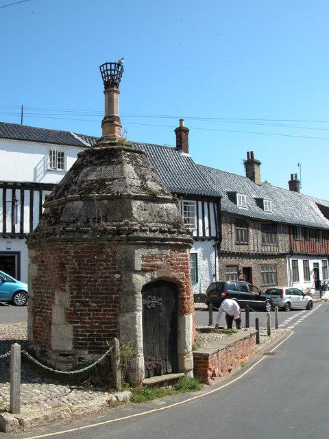 Water Pump, Little Walsingham