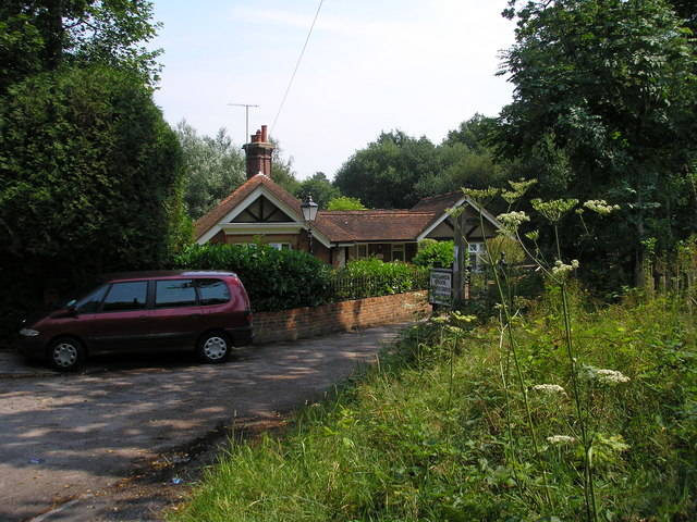 Foxes Lodge, Wadlands Brook Road, Surrey
