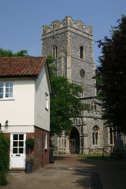 Ixworth Church