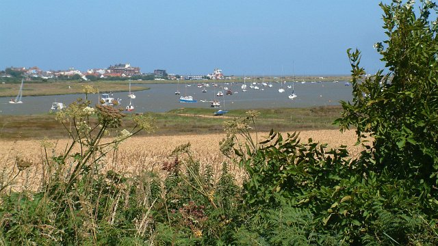 A Walk to the River Alde, Suffolk