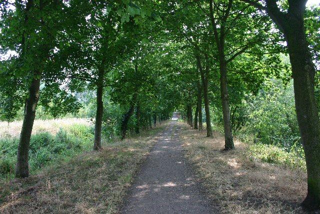 Bridleway to Ixworth