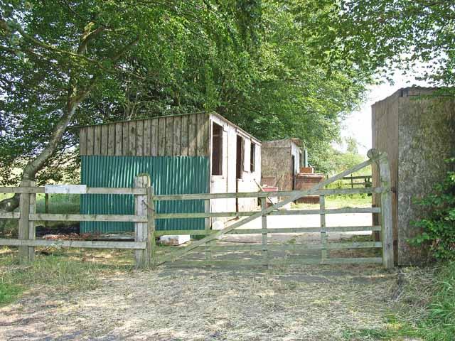 Stables near Newcastleton