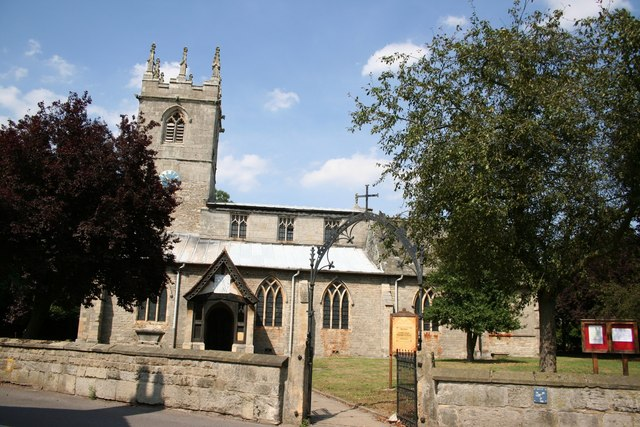 St.Peter's church, Clayworth