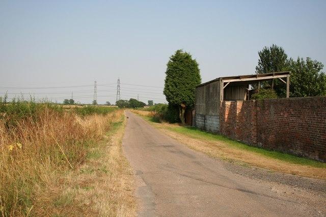 Helenship Lane