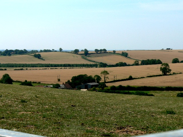 A View From Bulmer Hill