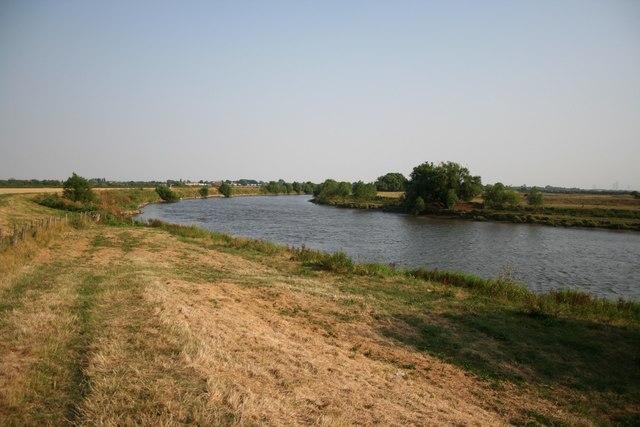 River Trent at Cottam