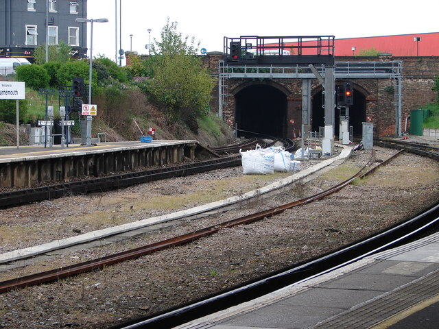 Bournemouth Station