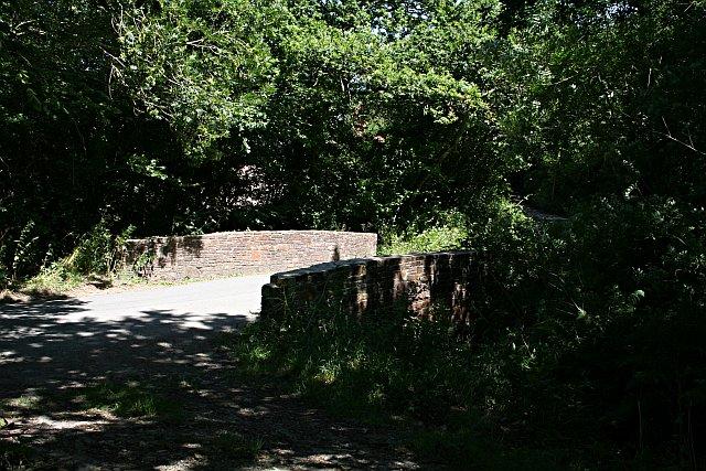 Bridge in the Valley Bottom