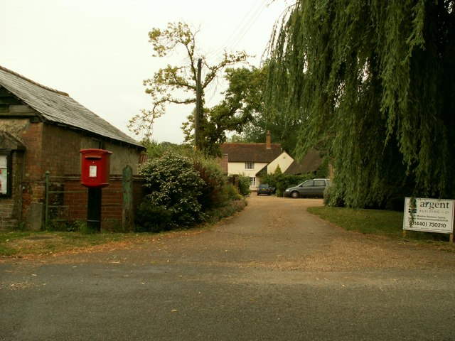 Green Farm, Littlebury Green, Essex