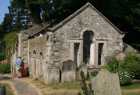Eggleston Church (former)