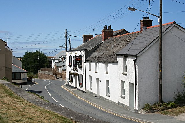 St Issey Village