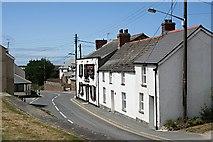 SW9271 : St Issey Village by Tony Atkin