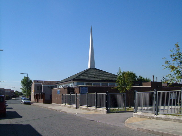 St John Chrysostom Church, Everton