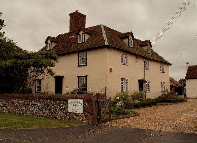 Duddenhoe End Farm, Duddenhoe End, Essex