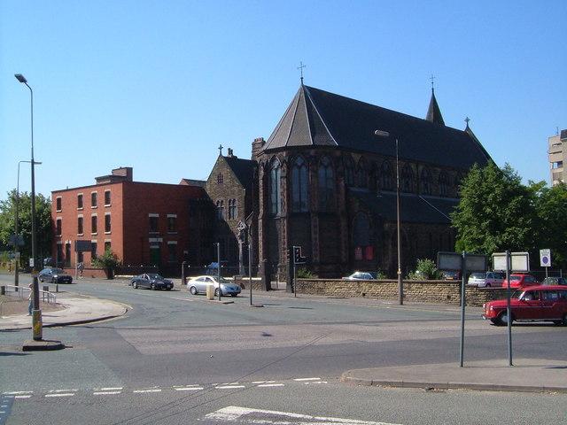 Sacred Heart church, Liverpool