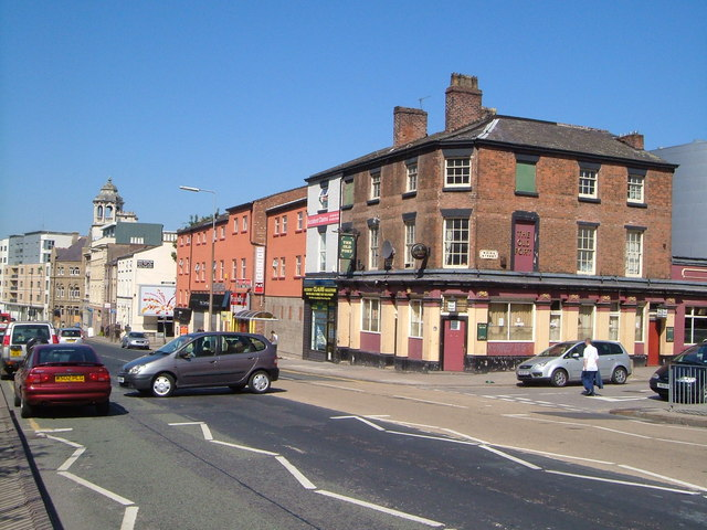 The Old Fort, Prescot Street, Liverpool