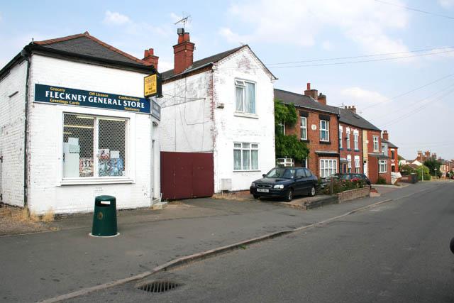 Kilby Road, Fleckney