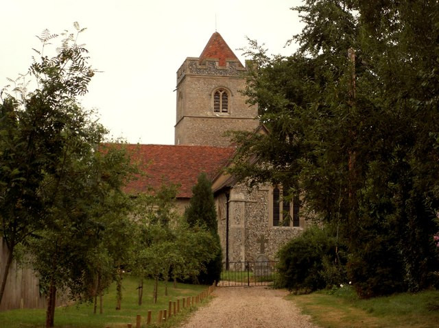 St. Nicholas' church, Berden, Essex