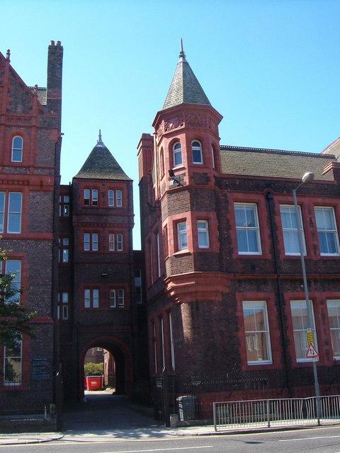Royal Infirmary, Liverpool