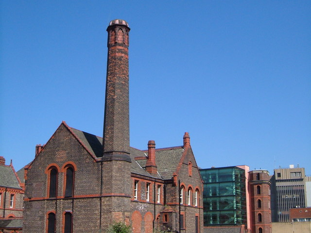 Royal Infirmary buildings, Liverpool