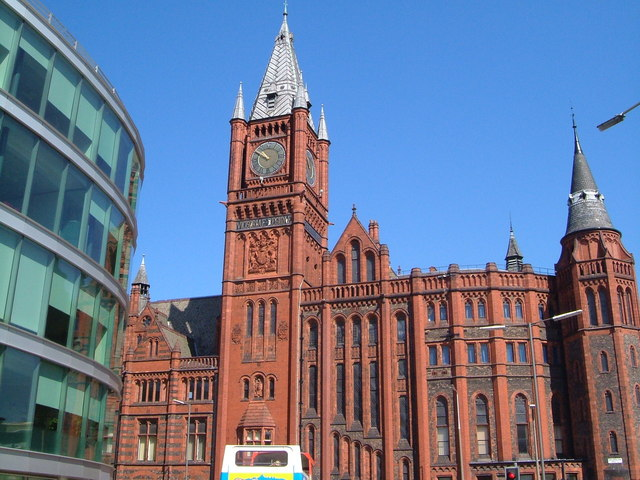 Victoria Building, University of Liverpool