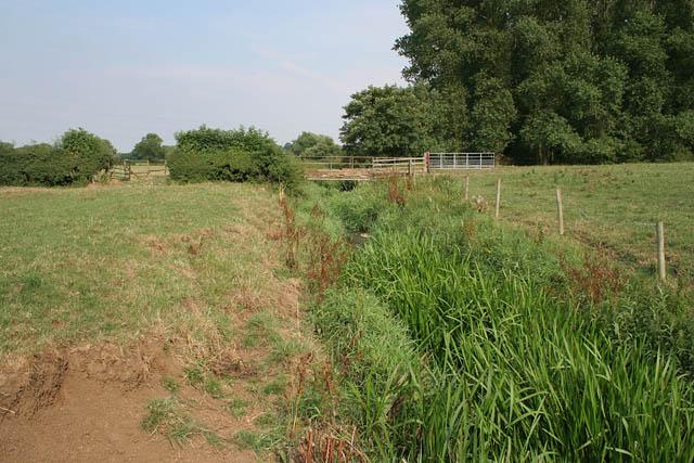 Farmland at Kilby
