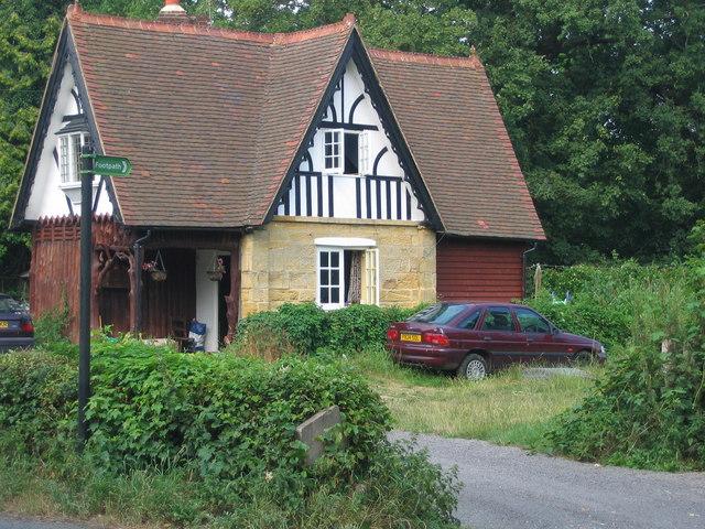 Kentish Cottage - near Fordcombe