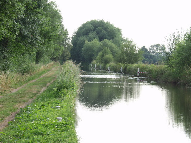 Montgomery Canal between Aston Middle and Lower Locks