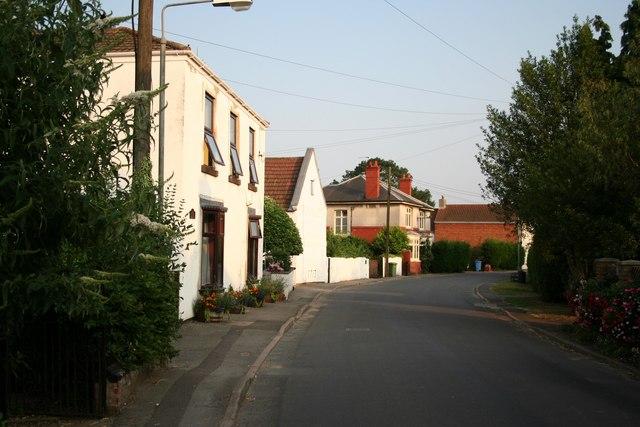 Laneham Street, Rampton