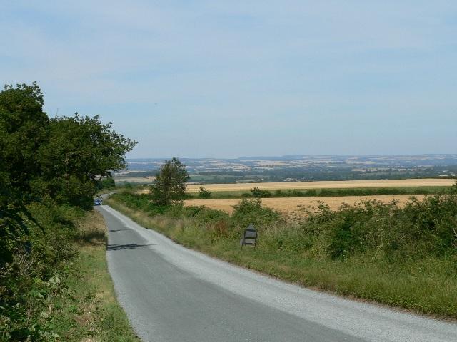 Descending To Hovingham