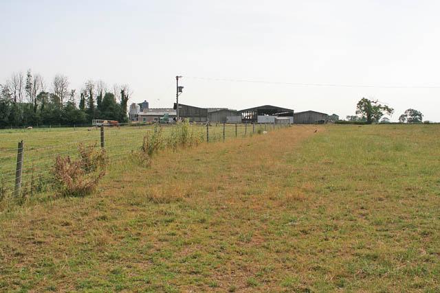 Gallop's Farm near Arnesby, Leicestershire