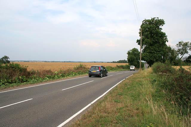 Foston Lane