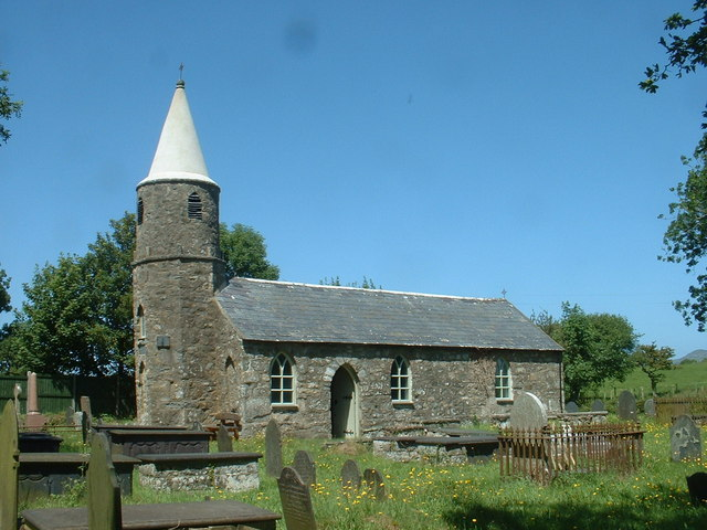 Llandegwning Church
