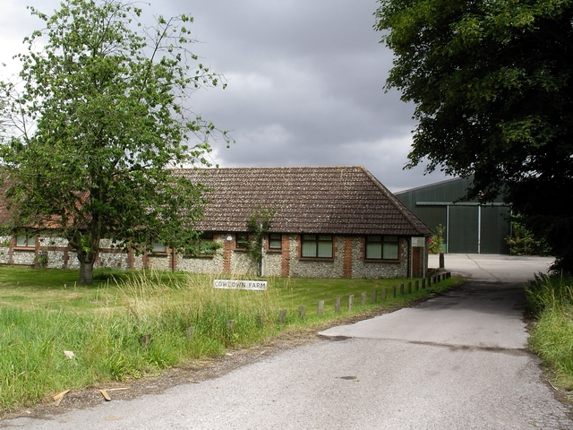 Cowdown Farm, near Micheldever