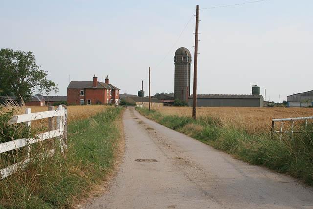 Foston Hall Farm