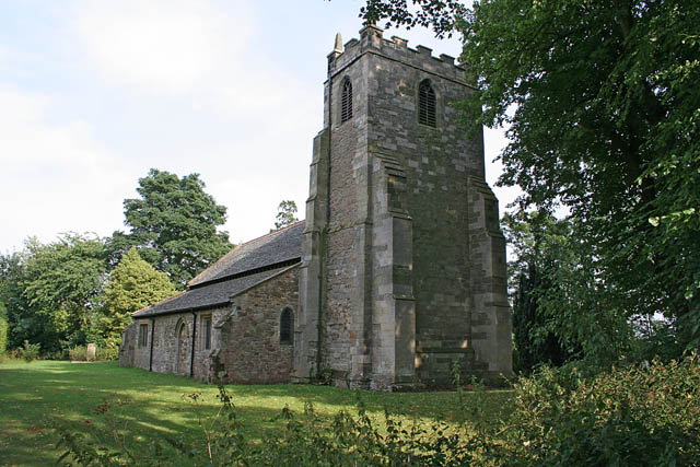 St Bartholomew's Church, Foston