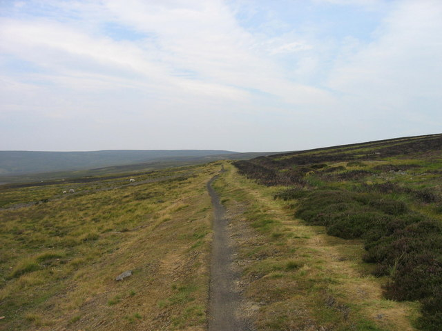 C2C Cycle Track near Meadows Edge
