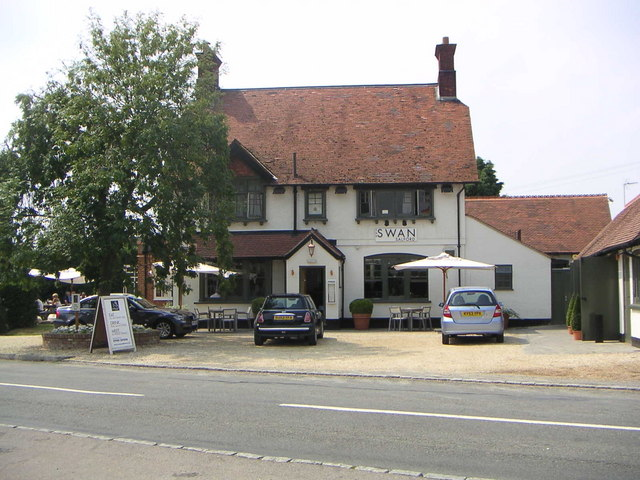 The Swan, Salford