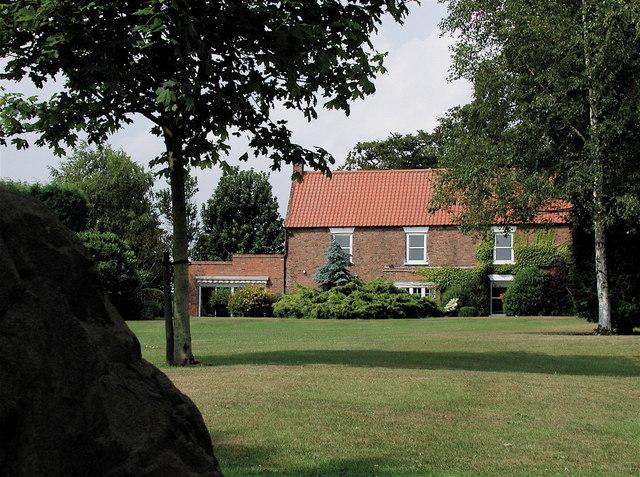 South Park Farm & Burstwick Castle