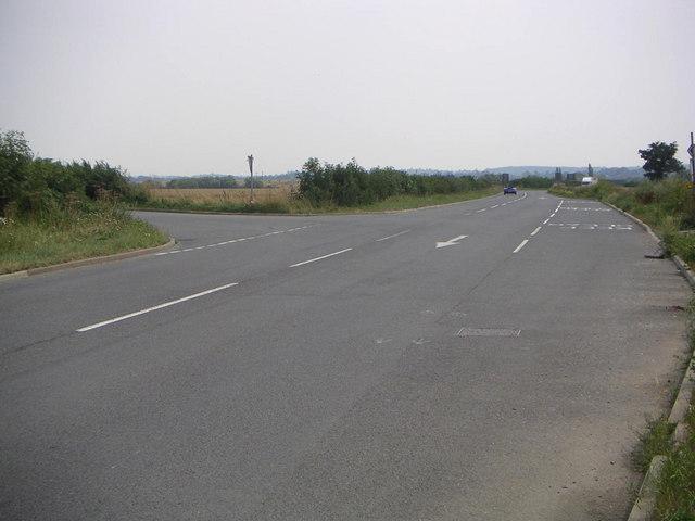 Newport Road Junction
