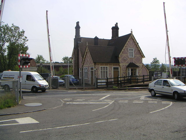 Woburn Sands Railway Station