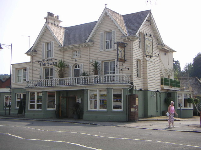 The Swan, Woburn Sands