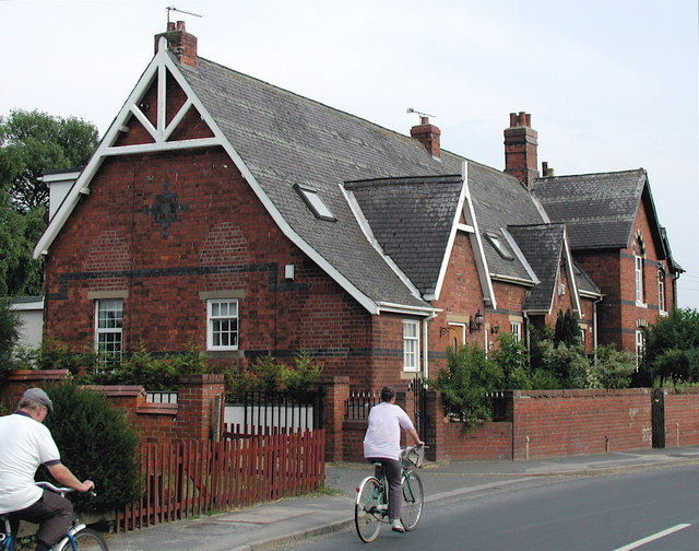 Old school buildings, Burstwick
