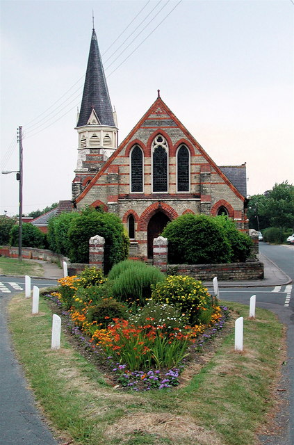 Primitive Methodist Church, Burstwick