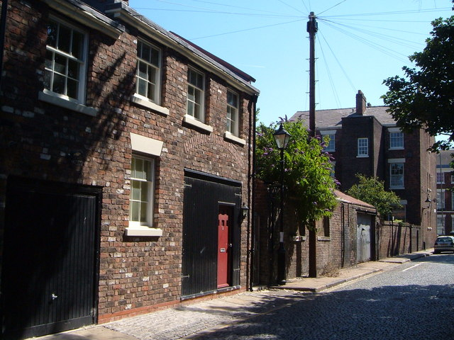 Back Canning Street, Liverpool