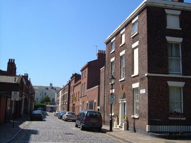 St. Bride Street , Liverpool