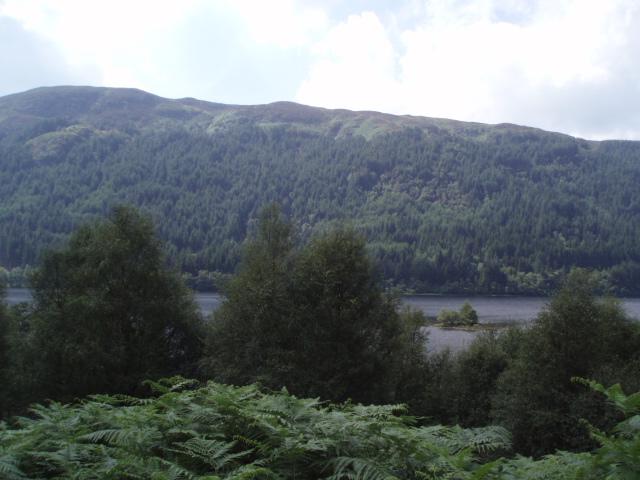 Across Loch Chon