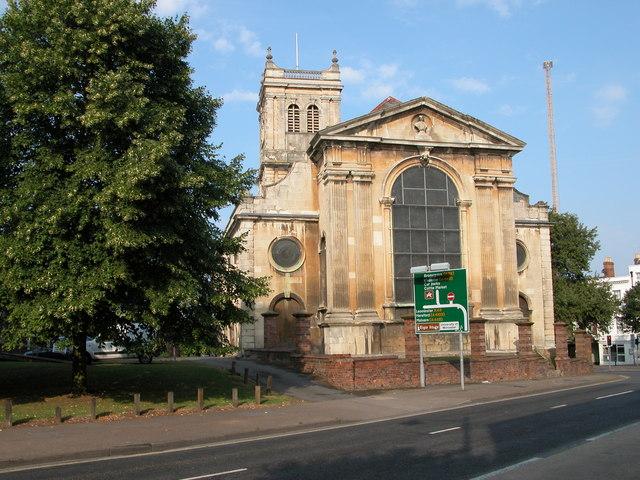 All Saints Church, Worcester